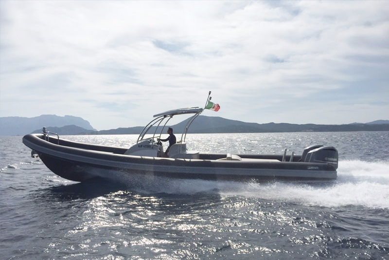 Sea Water Convertible 410